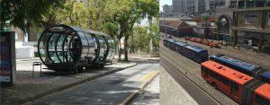 Rapid Transit Bus System