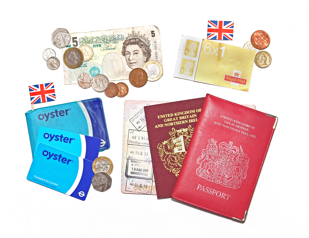 Qual é o custo médio de despesas para um intercambista em Londres?