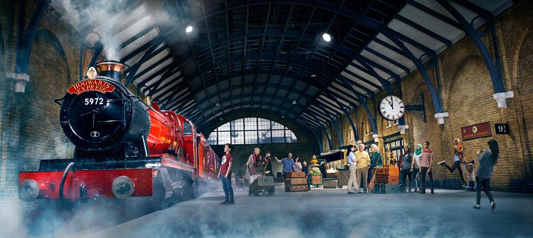 Curso de Inglês + Harry Potter