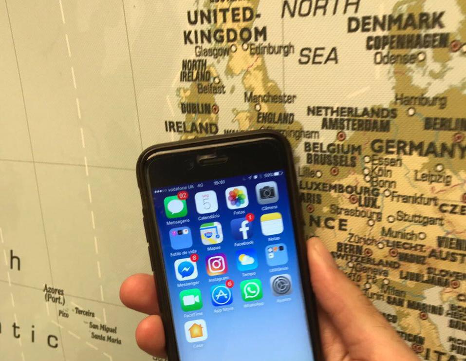 Confira 5 Apps que vão te ajudar durante sua viagem no Reino Unido