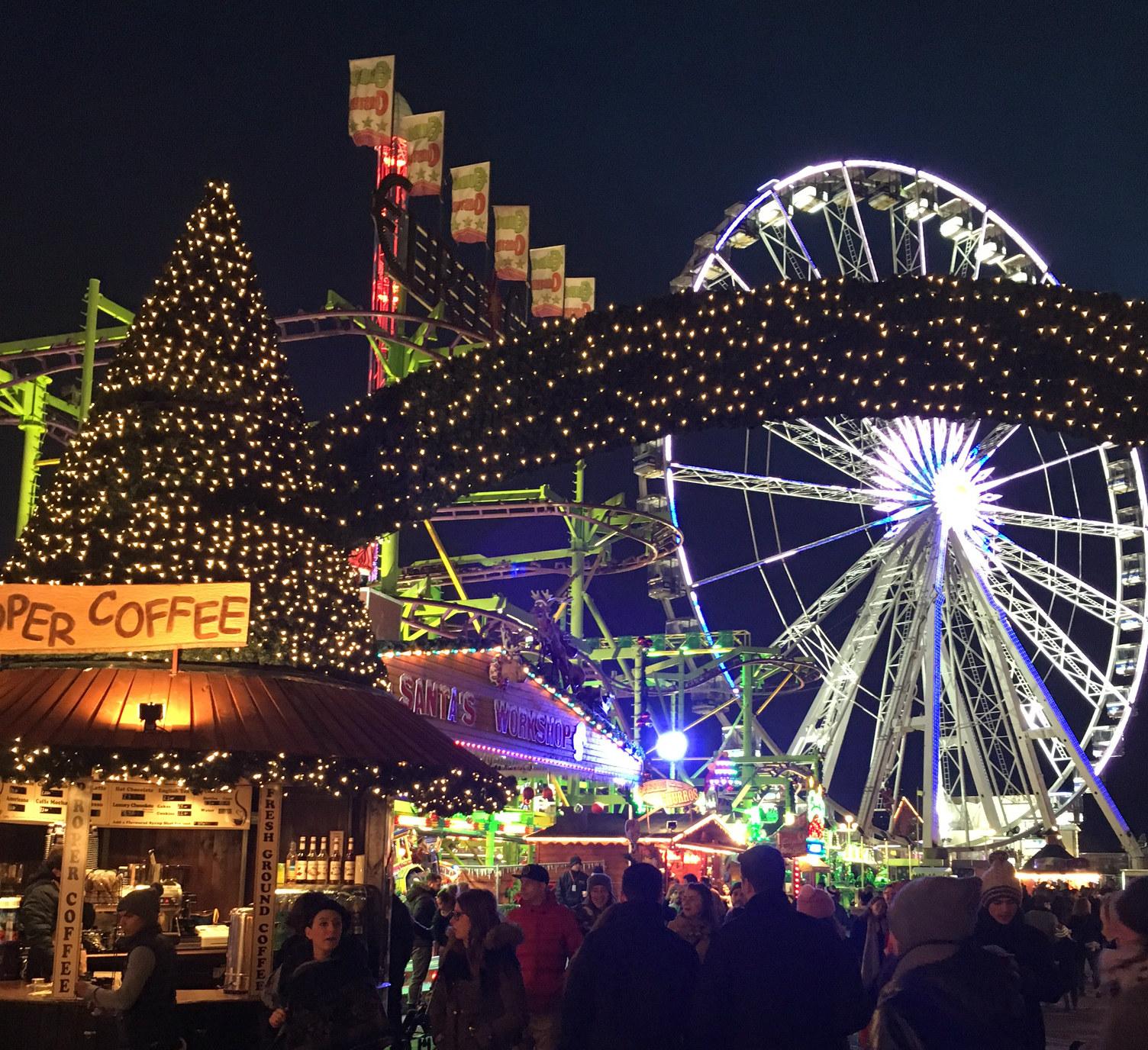 Inglês em Londres + Mercados de Natal na Europa!